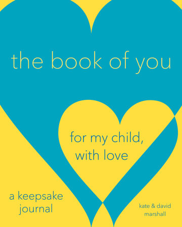 The Book of You by Kate Marshall and David Marshall