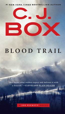Blood Trail by C. J. Box