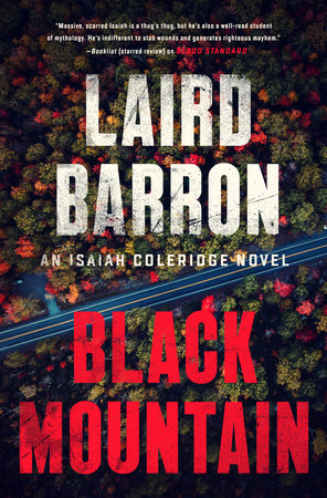 Black Mountain by Laird Barron
