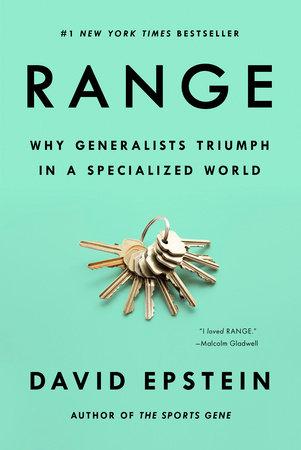 Range by David Epstein   PenguinRandomHouse com: Books