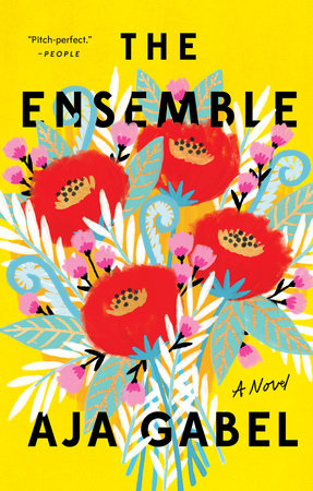 The Ensemble Book Cover Picture