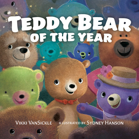 Teddy Bear of the Year by Vikki VanSickle