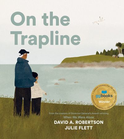 On the Trapline by David A. Robertson
