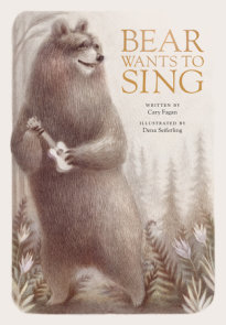 Bear Wants to Sing
