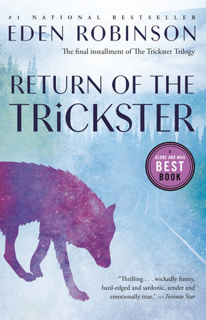 Return of the Trickster by Eden Robinson