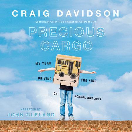Precious Cargo by Craig Davidson