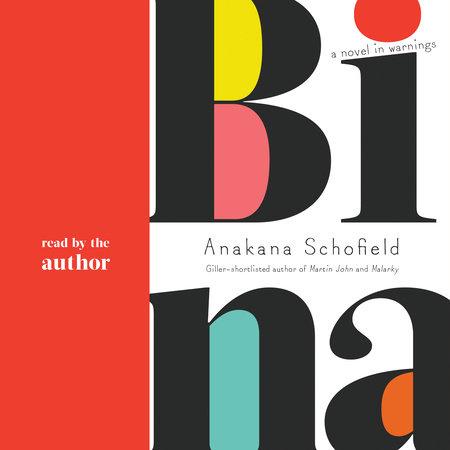 Bina by Anakana Schofield