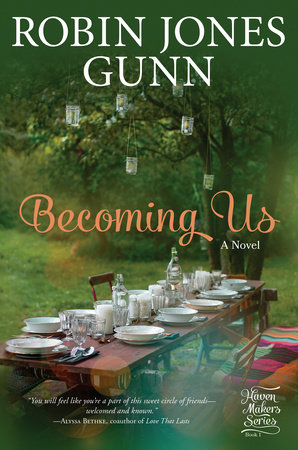 Becoming Us by Robin Jones Gunn
