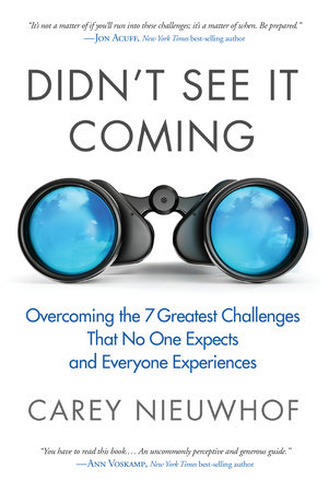 Didn't See It Coming by Carey Nieuwhof