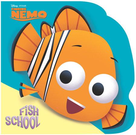 Fish School (Disney/Pixar Finding Nemo) by RH Disney