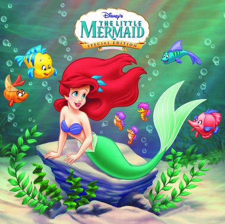 The Little Mermaid (Disney Princess) by Stephanie Calmenson