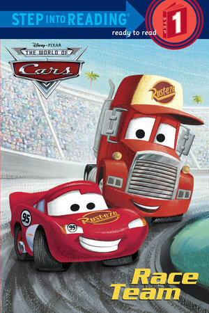 Race Team (Disney/Pixar Cars) by RH Disney