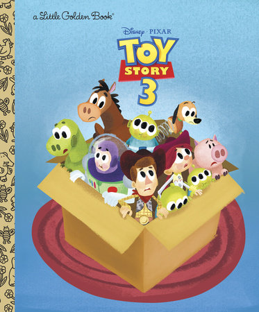 Toy Story 3 (Disney/Pixar Toy Story 3) by Annie Auerbach