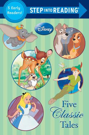 Five Classic Tales (Disney Classics) by Various