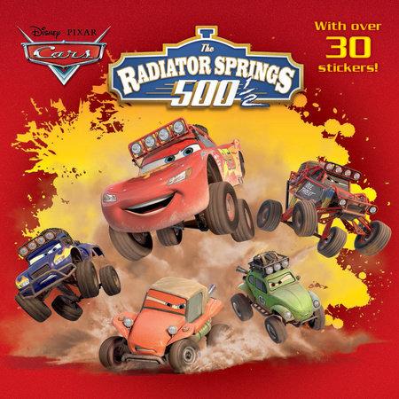 Radiator Springs 500 1/2 (Disney/Pixar Cars) by Frank Berrios