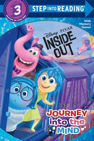 Journey into the Mind (Disney/Pixar Inside Out) by RH Disney