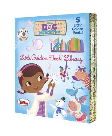 Doc McStuffins Little Golden Book Library (Disney Junior: Doc McStuffins) by Various