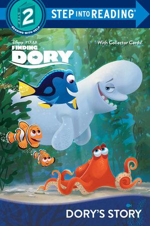 Dory's Story (Disney/Pixar Finding Dory) by RH Disney