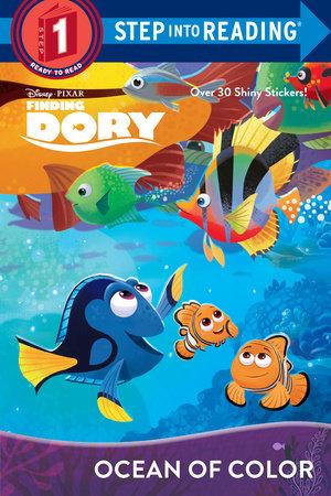 Ocean of Color (Disney/Pixar Finding Dory) by Bill Scollon