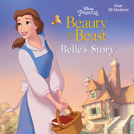 Belle's Story (Disney Beauty and the Beast) by Melissa Lagonegro
