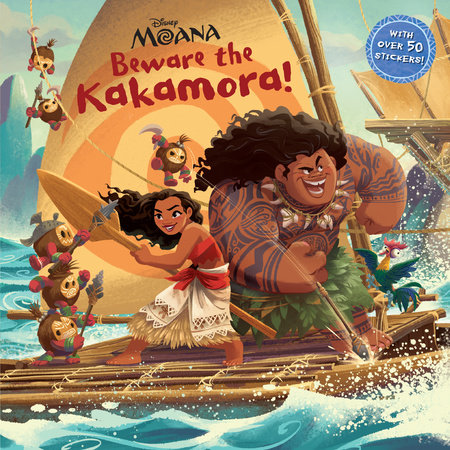 Beware the Kakamora! (Disney Moana) by RH Disney