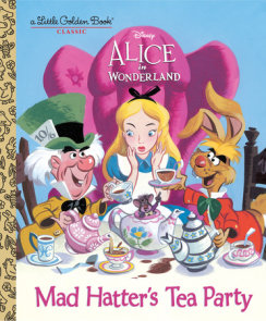 Mad Hatter's Tea Party (Disney Alice in Wonderland)