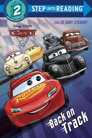 Back on Track (Disney/Pixar Cars 3) by RH Disney