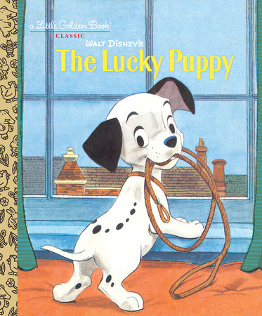 Walt Disney's The Lucky Puppy (Disney Classic) by Jane Werner Watson