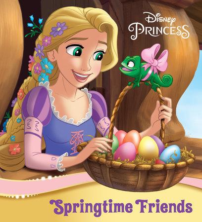 Springtime Friends (Disney Princess) by RH Disney