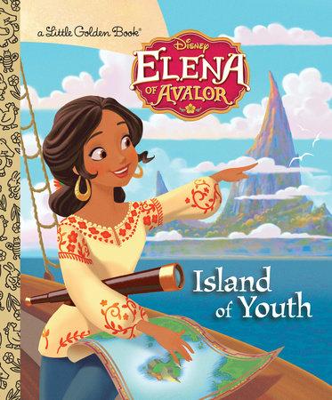 Island of Youth (Disney Elena of Avalor) by Judy Katschke