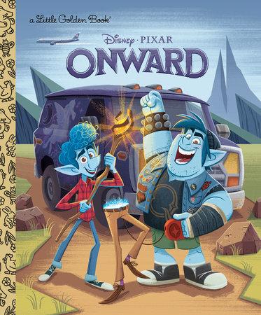 En Avant (Disney Pixar) 9780736439299