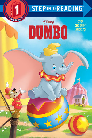 Dumbo Deluxe Step into Reading (Disney Dumbo) by Christy Webster