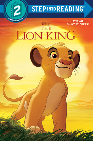 The Lion King Deluxe Step into Reading (Disney The Lion King) by Courtney Carbone