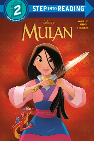 Mulan Deluxe Step into Reading (Disney Princess) by Mary Tillworth