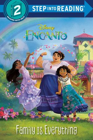 Disney Encanto Step into Reading #1 (Disney Encanto)