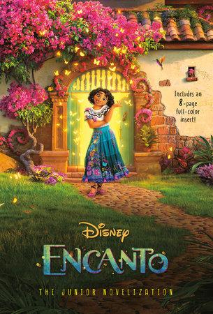 Disney Encanto: The Junior Novelization (Disney Encanto) by RH Disney