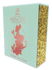Ultimate Princess Boxed Set of 12 Little Golden Books (Disney Princess)