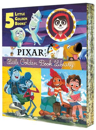 Pixar Little Golden Book Library (Disney/Pixar) by Various