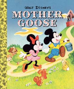 Walt Disney's Mother Goose Little Golden Board Book (Disney Classic)