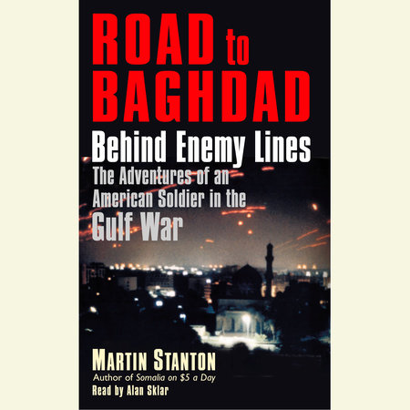 Road to Baghdad by Martin Stanton