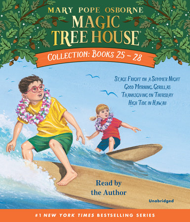 Magic Tree House Collection: Books 25-28 by Mary Pope Osborne