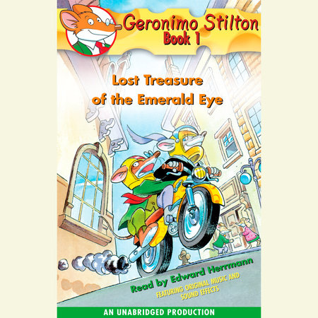 Geronimo Stilton Book 1: Lost Treasure of the Emerald Eye by Geronimo Stilton