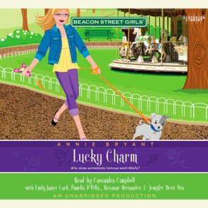 Beacon Street Girls #8: Lucky Charm