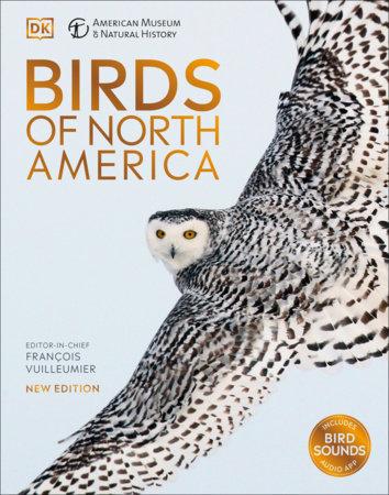 AMNH Birds of North America by DK