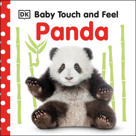 Baby Touch and Feel Panda by DK