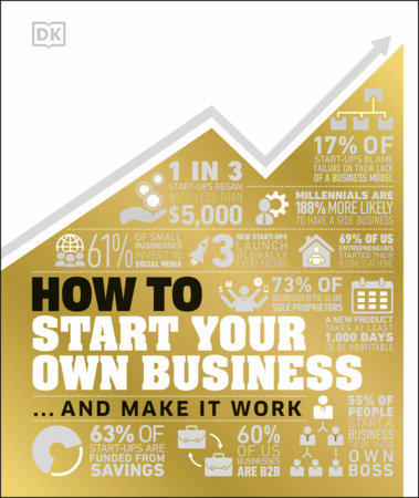 How to Start Your Own Business by DK