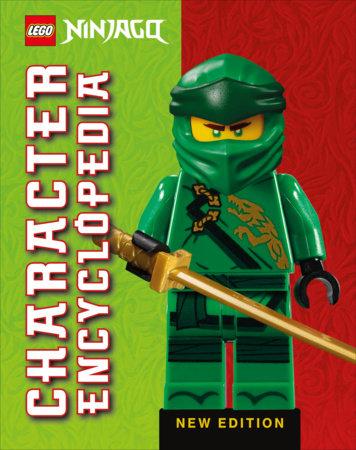 LEGO NINJAGO Character Encyclopedia, New Edition by Simon Hugo