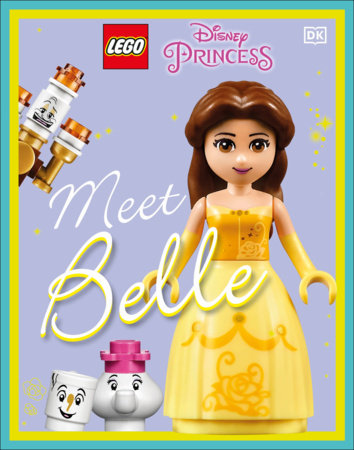 LEGO Disney Princess Meet Belle by Julia March
