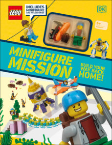 LEGO Minifigure Mission