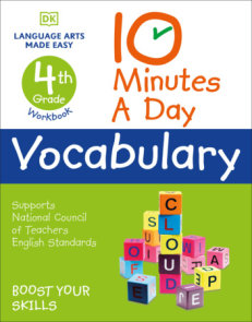 10 Minutes a Day Vocabulary, 4th Grade